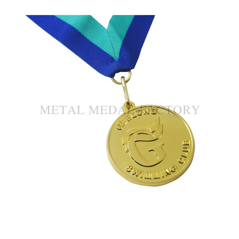 Gold Metal Finisher  Medal
