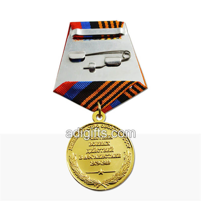 army medals and ribbons