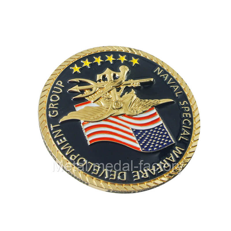 Forces Challenge Coin